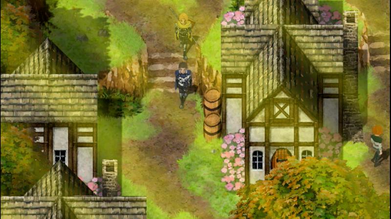 Liege - духовный наследник FF Tactics, FFVII и Suikoden